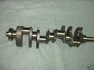 Kurbelwelle V8