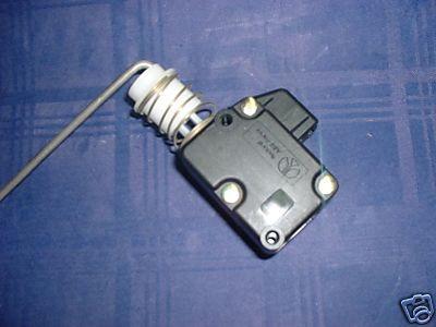 Stellmotor für Tankdeckel