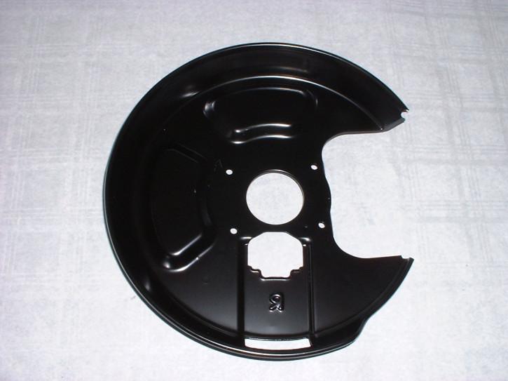 Bremsankerblech hinten rechts