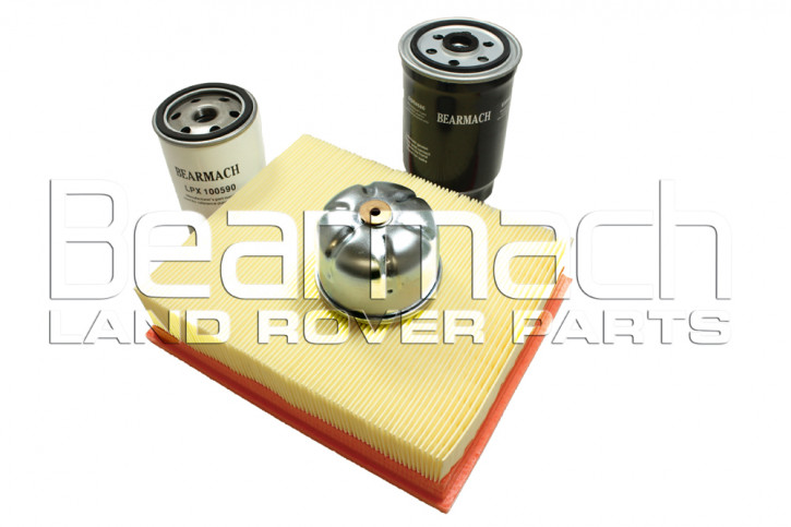 Filterpaket Td5 OEM