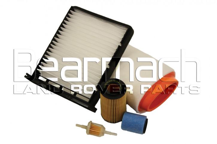 Filterpaket Freelander 1 Td4