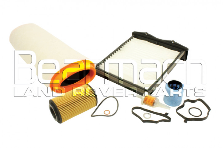 Filterpaket Freelander 1 Td4 OEM