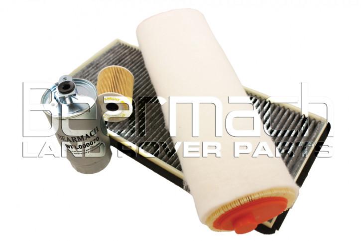 Filterpaket Range Rover Td6