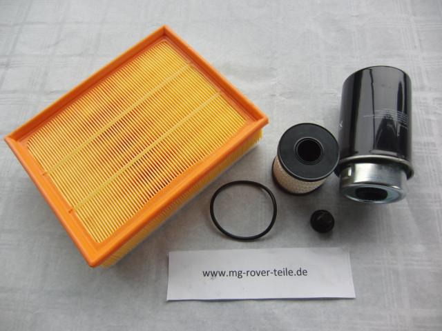 Filterpaket Td4