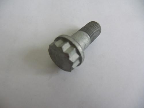Schraube für Bremssattelhalter