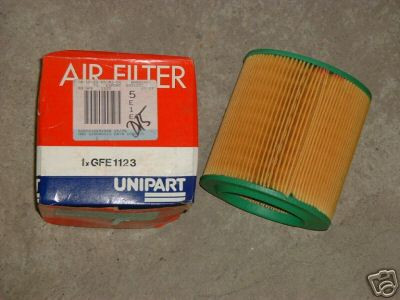 Luftfilter Diesel