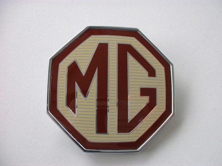 MG Badge Kühlergrill