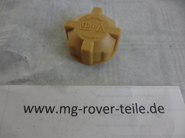Deckel (gelb) Ausgleichsbehälter