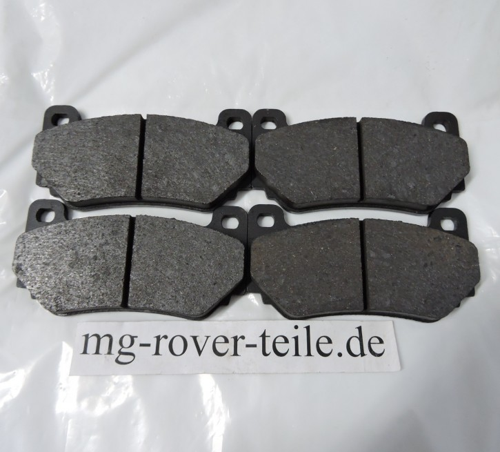 "Bremsklötze Vorderachse ""Große Bremse"""