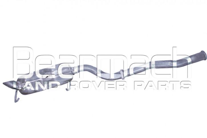 Endschalldämpfer Diesel ab XA