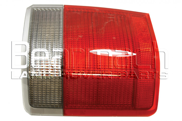 Rücklicht links aussen grau rot