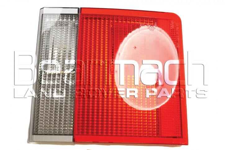 Rücklicht links innen grau rot