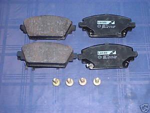 Bremsklötze Vorderachse ZR 160