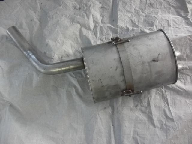 Endschalldämpfer Diesel