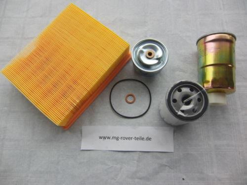 Filterpaket Defender Discovery Td5