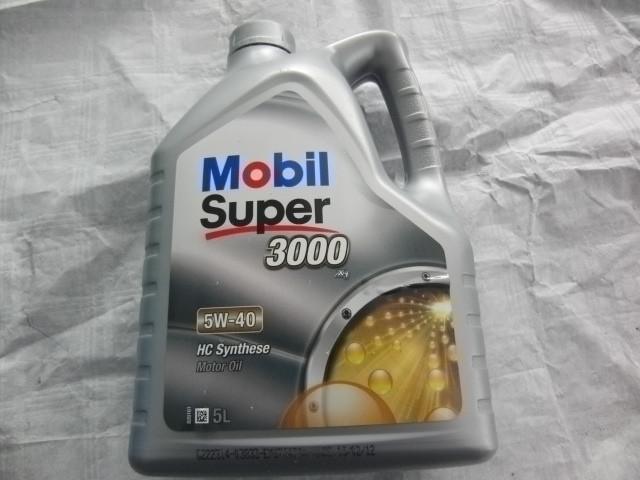 5L Motoröl Mobil 5W40