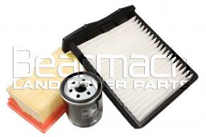 Filterpaket Freelander 1 1.8 ab 1A