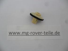 Clip für Windschutzscheibenzierleiste